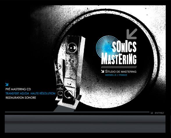 Sonics Mastering studio haut de gamme de mastering audio à Marseille dans les Bouches-du-Rhône